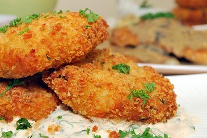 Panko Crisp Potato Pancakes | Eats | Pinterest