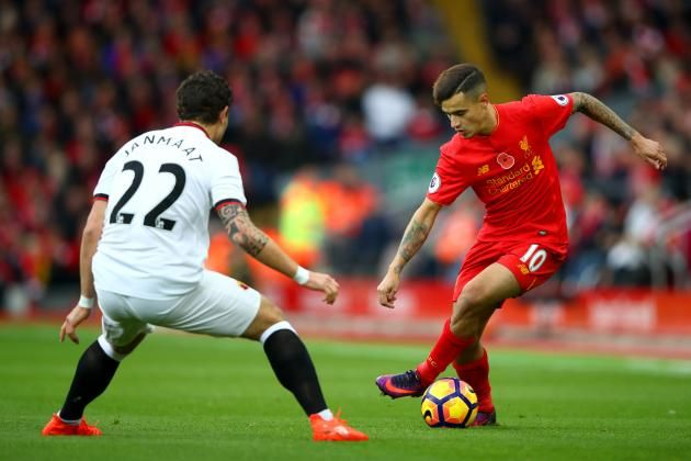 #rumors  Liverpool FC transfer report: Philippe Coutinho targeted by Real Madrid as James Rodriguez replacement