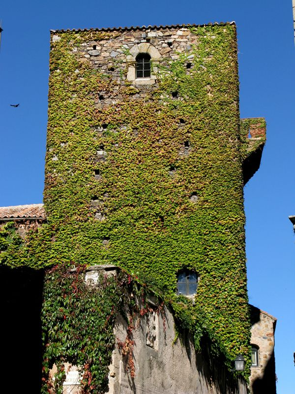 torre de sande caceres