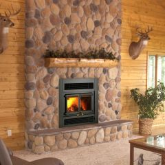 Wood Fireplace  Z42 - Todd's