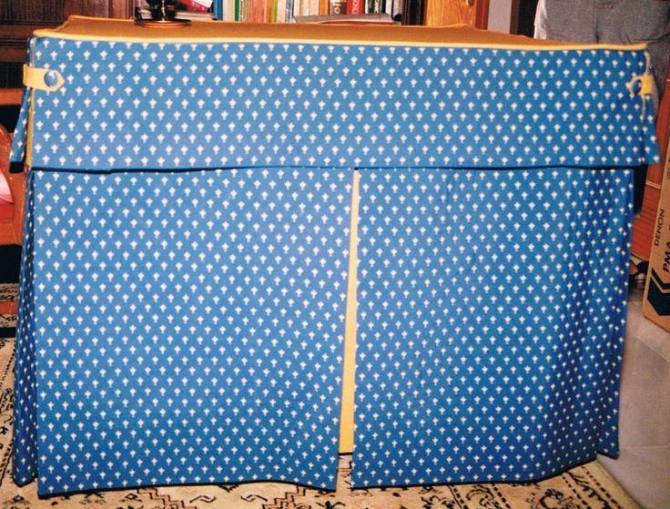 La falda de camilla con tablas  ha sido una de mis entradas más visitadas en este primer mes de vida de mi blog, desde aquí os doy a tod@s l...