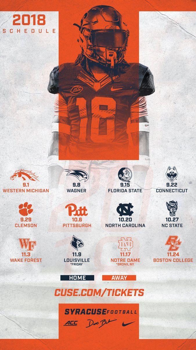 Syracuse Calendar.Syracuse Wallpapers Lock Screens Sports Graphic Design