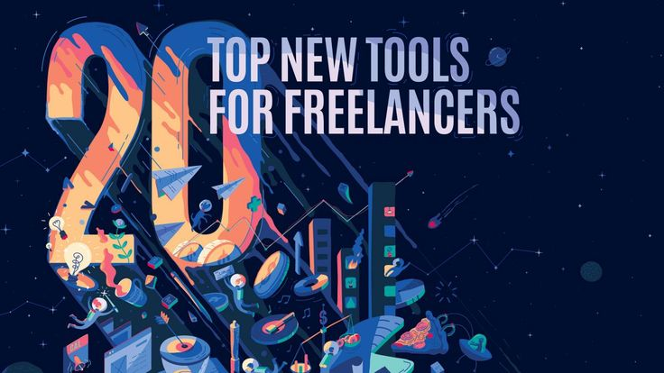 There's more to being a freelancer than working with clients; we explore 20 new tools to help you take charge of all areas of your business.