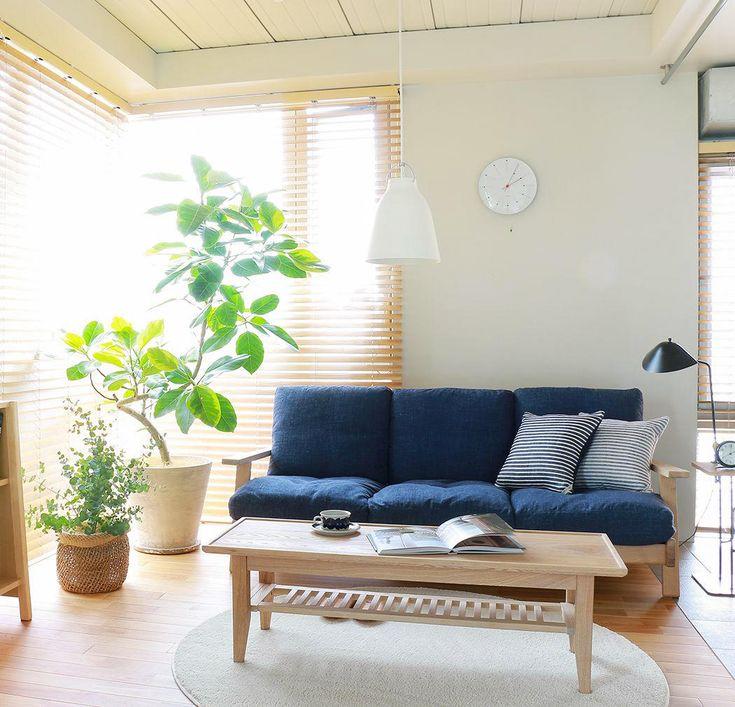 床色と家具の合わせ方にお困りの方必見!床色別のコーディネートをご紹介します。