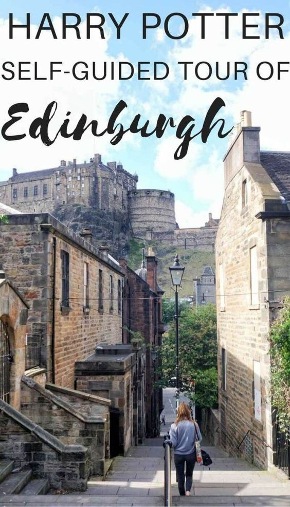 Harry Potter in Edinburgh: Full Guide to Must-See Locations