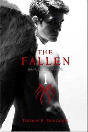 """Thomas Sniegoski - The Fallen Series I have added these to my """" I want to read"""" book list."""
