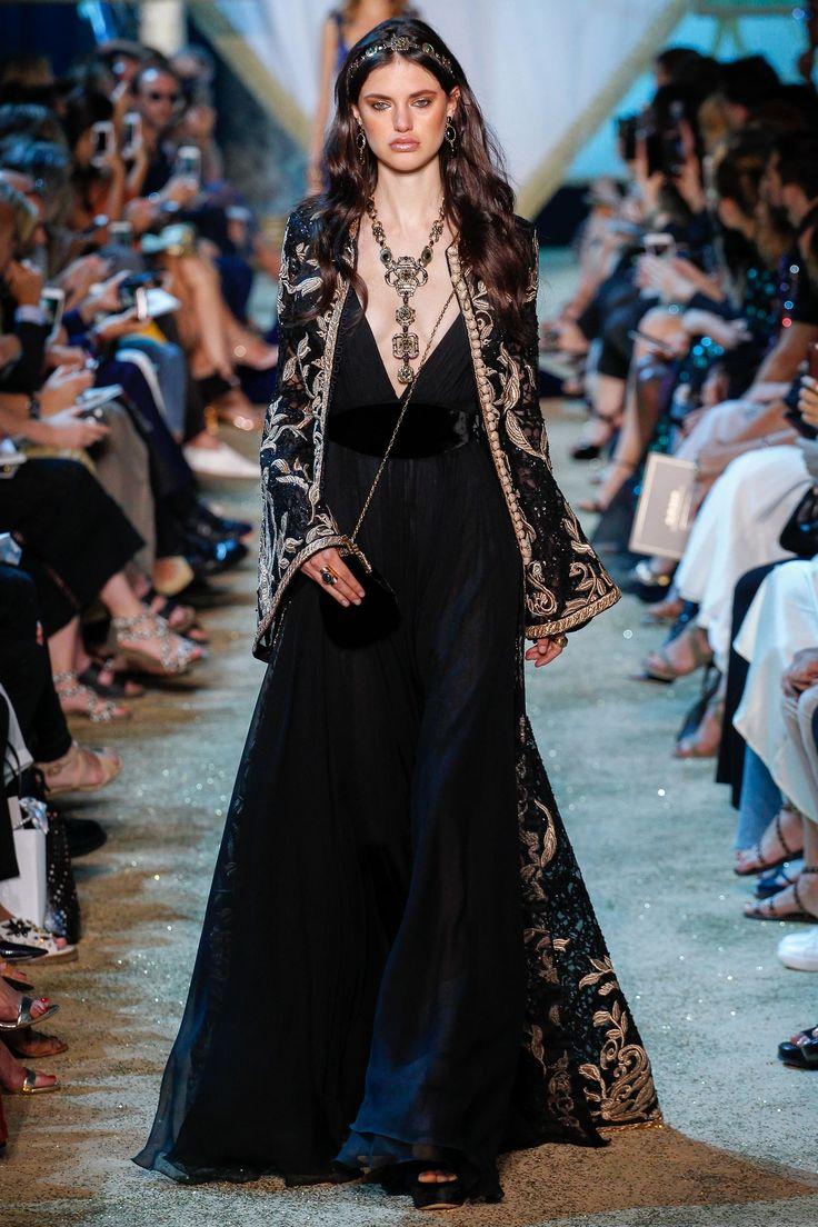 Défilé Elie Saab Haute couture automne-hiver 2017-2018 5