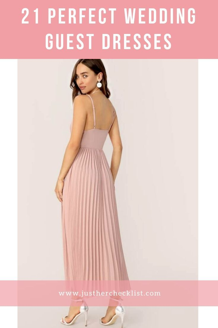Attending A Wedding Here Are 21 Dresses To Earn The Best Dressed Title This Season Wedding Attire Guest Wedding Guest Dress Casual Wedding Guest Dresses [ 1102 x 735 Pixel ]