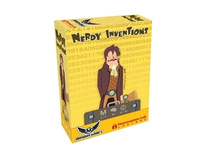 Nerdy Inventions Terningspill