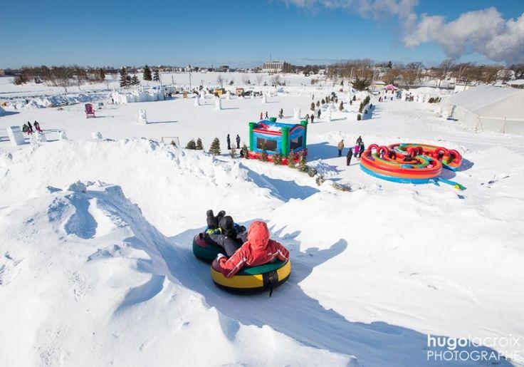 La Fête d'hiver de Rouyn-Noranda | Activités et attraits | CLD de Rouyn-Noranda Tourisme | © Photo Hugo Lacroix