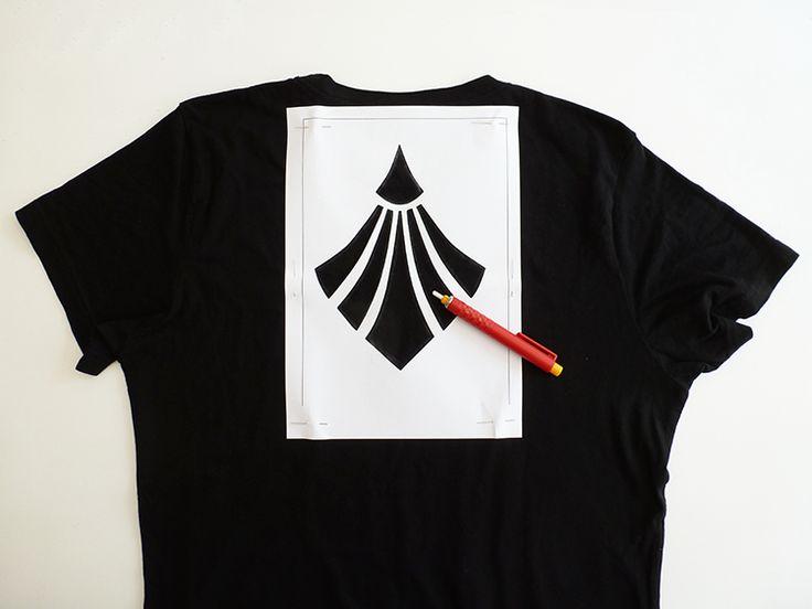 DIY Cut up t-shirt   DIY, talleres, slow products