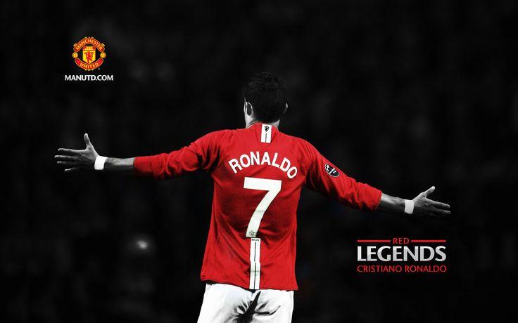 United Legend - Cristiano Ronaldo