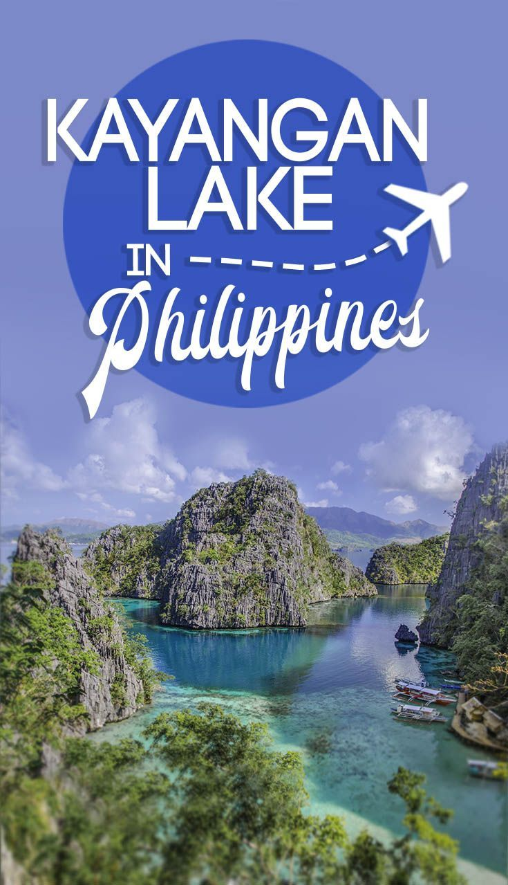 One of the most photographed places in the Philippines is none other than the beautiful Kayangan Lake. When in the Palawan on Coron island jump on a Kayangan Lake tour to see this iconic view for yourself. Here's everything you need to know about visiting Kayangan Lake. #Philippines #ItsmorefuninthePhilippines #KayanganLake #Palawan #Coron  via @gettingstamped