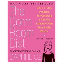By Daphne OzThe transition to college life presents a golden opportunity to seize control of your health for good—and now the secrets of Daphne's success are available to you in The Dorm Room Diet. This national bestseller written by Dr. Oz's daughter, Da diet plan for college students