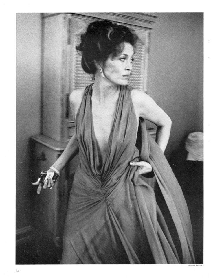 Faye Dunaway - Towering Inferno - amazing dress