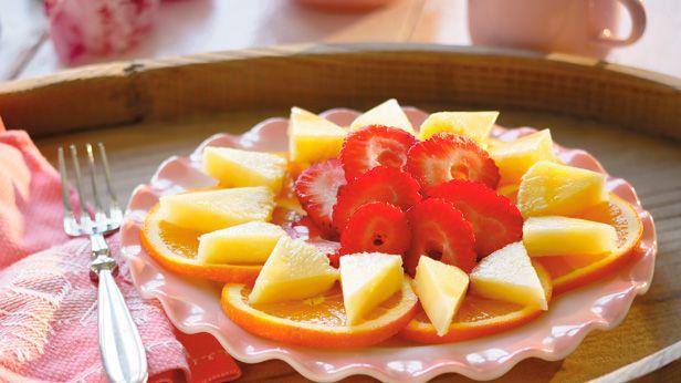 Fun & Easy Mother's Day Breakfast Ideas: Good Morning, Sunshine #Hallmark #HallmarkIdeas