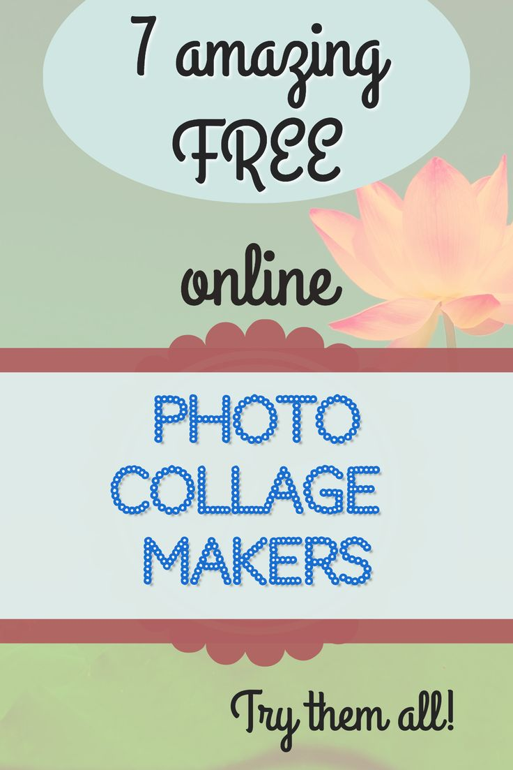 best ideas about online photo collage maker 7 great online image editors