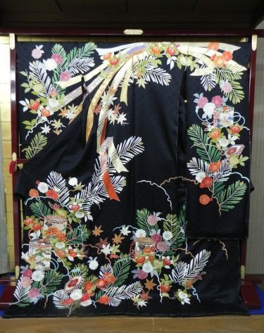 Furisode, by CHISO Kyoto