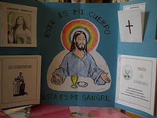 Lapbook de Corpus Christi