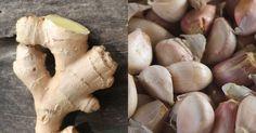 Mit diesem Rezept bekämpfst du Erkältungen auf natürliche Art. Ingwer, Knoblauch und ein paar anderen Zutaten: schnell, gesund und effektiv!
