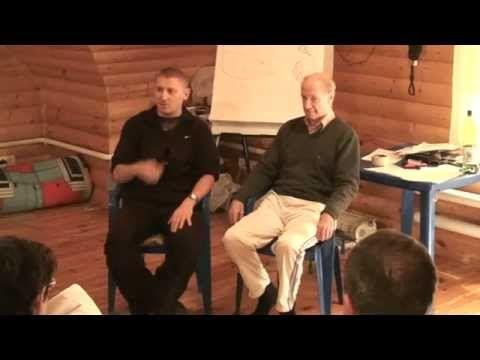 Барри Файрберн и Олег Матвеев в Касимове - YouTube