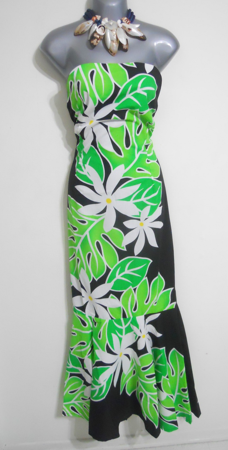 1000  images about Hawaiian dresses on Pinterest - Hula- Dress ...