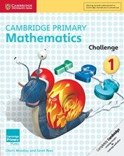 Cambridge International Primary: Mathematics Challenge (years 1 - 6) for learners who are able to achieve more than the required standard for their age.