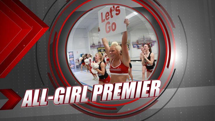 TEAM CANADA CHEERLEADING 2013 - ALL-GIRL PREMIER  (3/12)