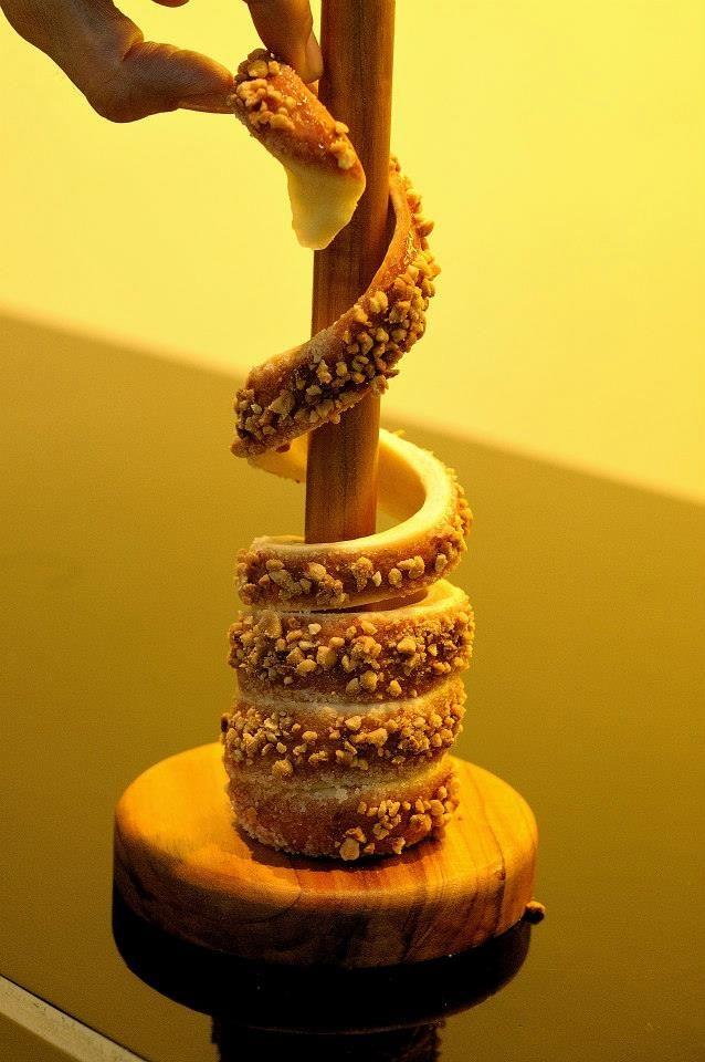 How to eat a Kurtos Kalacs, Kürtőskalács, Chimney Cake, Trdelnik, Baumstriezel, Horn Cake, Székely Cake, Hungarian Twister, Куртош калач, Kurtosh, Cozonac Secuiesc... Just UNWIND!
