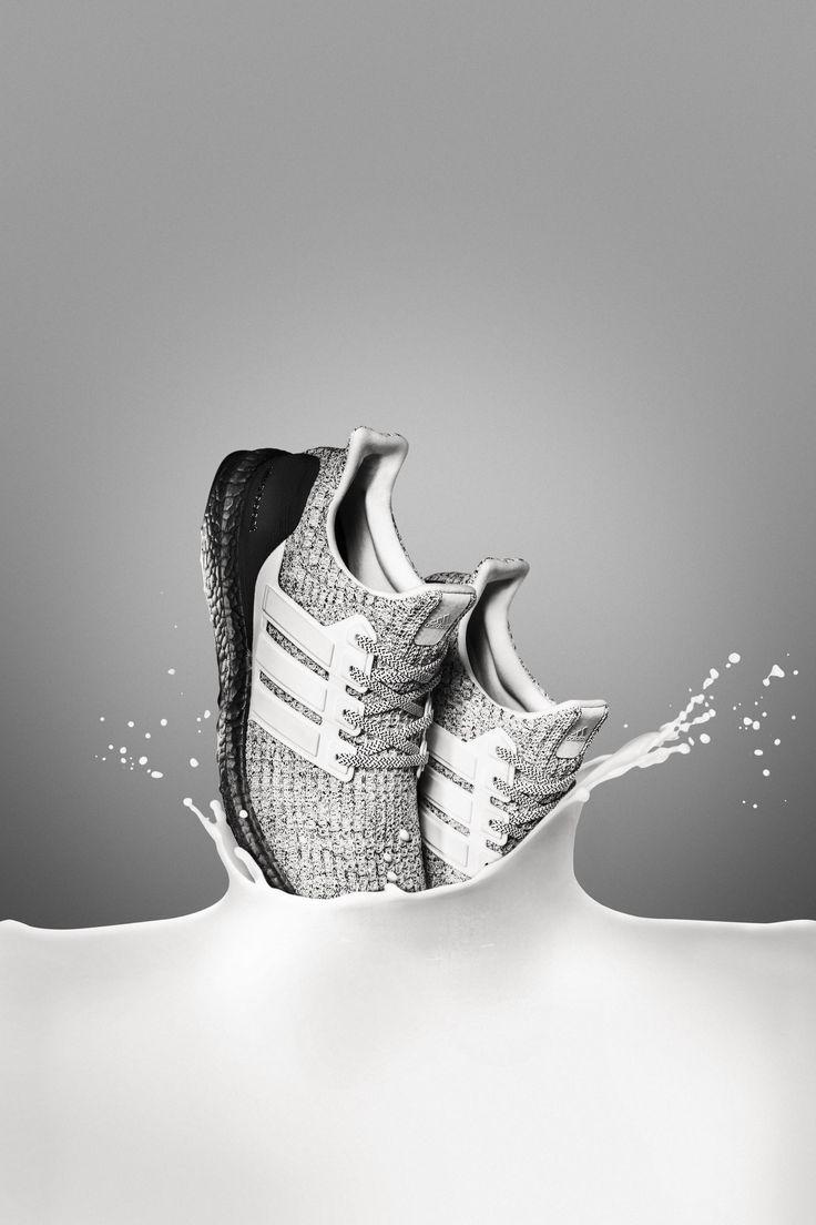 Adidas Ultra Boost 4 0 Cookies Cream In 2020 Adidas Ultra