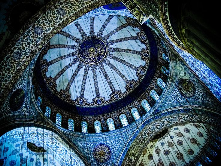Places of the Word - Sultanahmet Camii (Blue Mosque), Istanbul, Turkey by Carla Castañeda on 500px