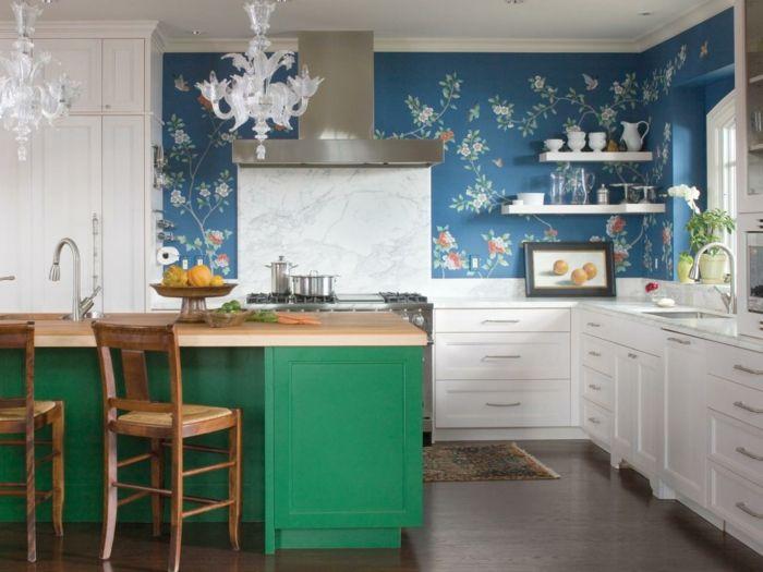 Wie küche gestalten ile ilgili Pinterestu0027teki en iyi 25u0027den fazla - alte küche streichen