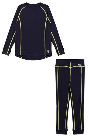 Barts Navy Base Layer Outfit