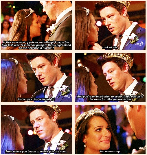glee rachel and brody relationship quotes
