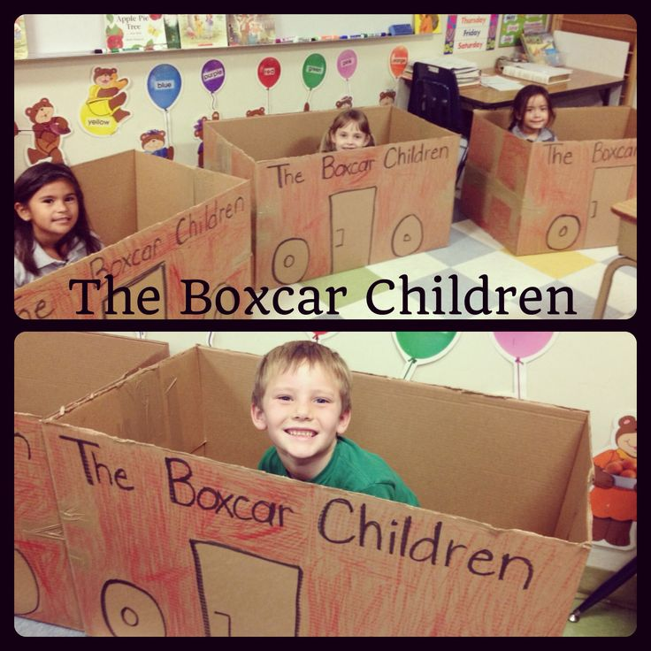boxcar children The boxcar children has 103,023 ratings and 2,595 reviews lin said: i read this book as a child and oh, did i ever cherish it i'm a detail-oriented per.