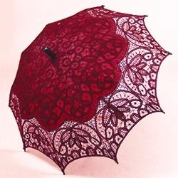 That's a really pretty umbrella!