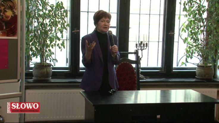 Spotkanie z Marią Czubaszek cz-2