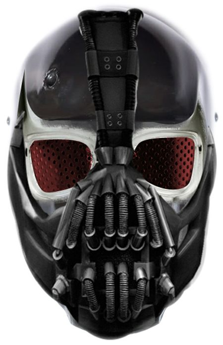 Bane paintball Mask                                                                                                                                                     More