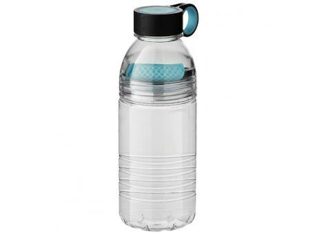 Sport - Trinkflasche mit Sieb für mehr Geschmack in Ihrem Getränk 🙂 Verfeinern Sie Ihr Wasser mit Obst oder anderen Aromen nach Ihren Geschmack und bedrucken Sie diese mit dem eigenen Firmenlogo. 🍓🥒🍋
