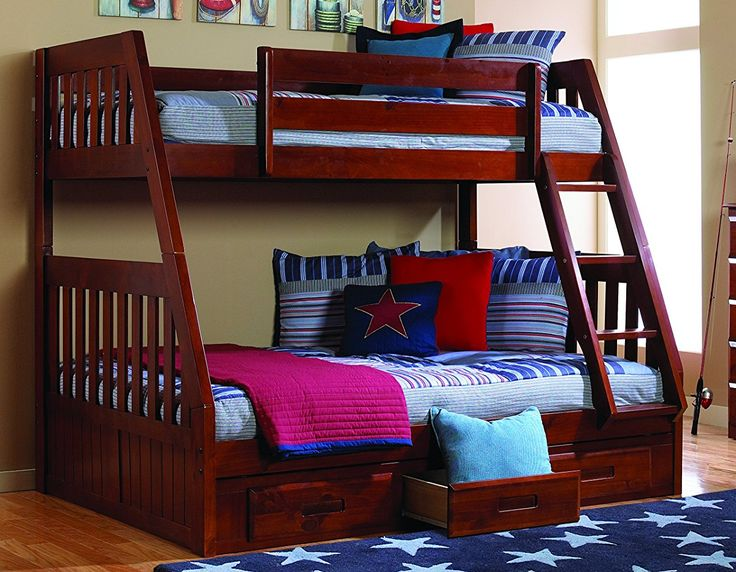 25 best ideas about kids beds with storage on pinterest - Best bedroom furniture for the money ...