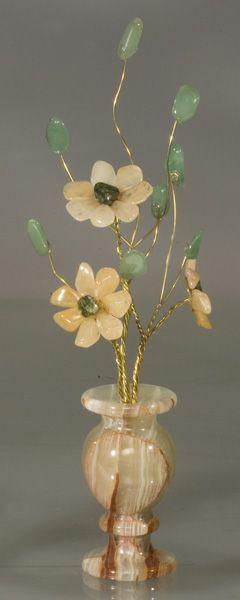 Цветы из камня - Желтый