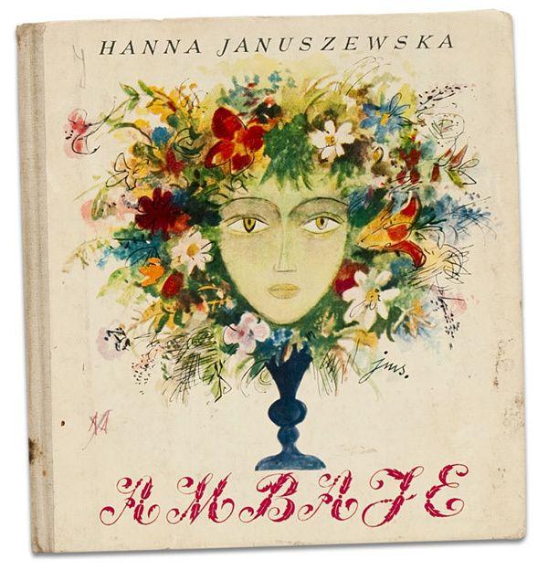 Polish children's book Ambaje, illustrated by Jan Marcin Szancer, 1967