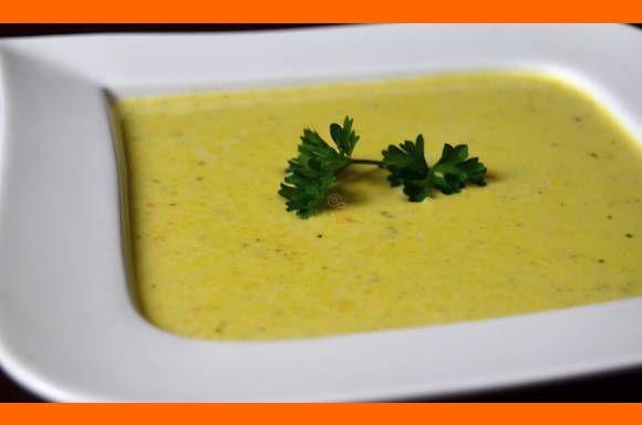 Kukuricová krémová polievka