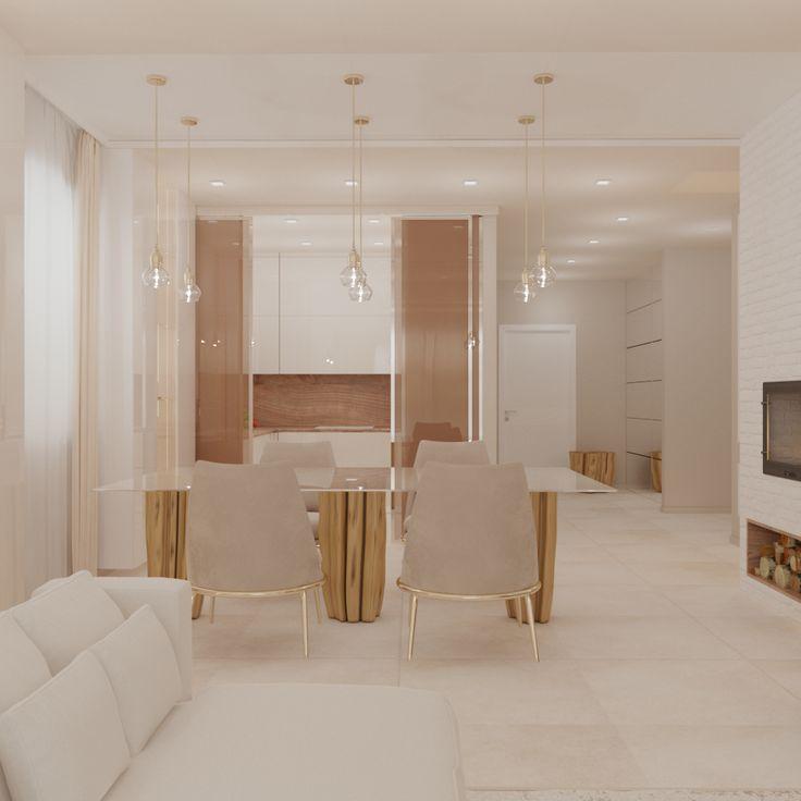 Дизайн столовой. Мебель от DS Avangard. Furniture from DS Avangard. Авторская мебель ДС Авангард