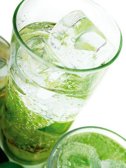 Yeşil elmalı limonata Tarifi - İçecekler Yemekleri - Yemek Tarifleri