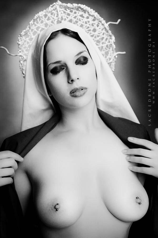 Fucken Sexy Nun 58