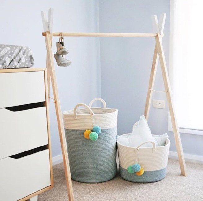 fox and wilder childrens clothes rail