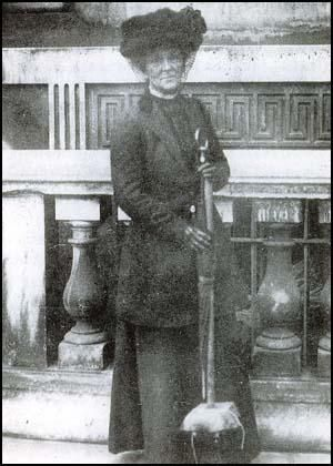 A suffragette called Marian Wallace Dunlop (1864-1942) was the first woman to go on hunger strike while in jail in July 1909. She was...