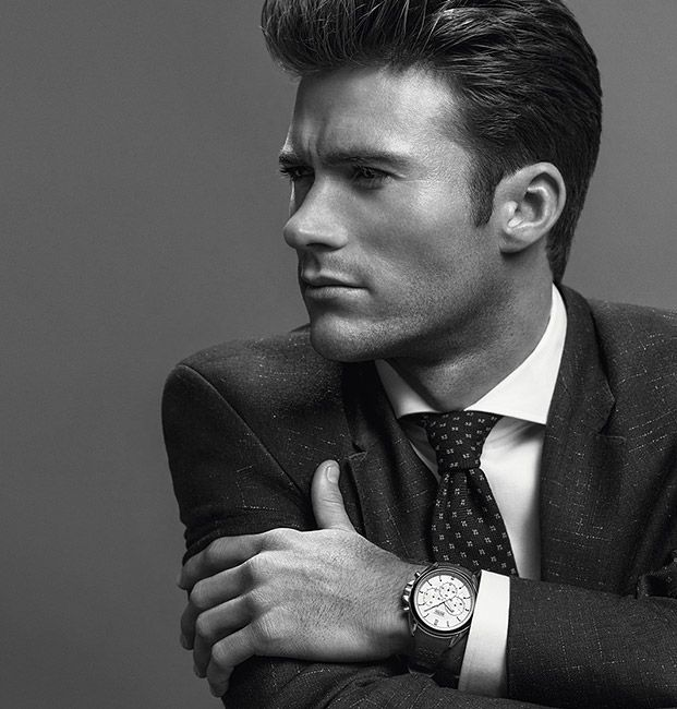 Scott Eastwood (son of Clint) for HUGO BOSS
