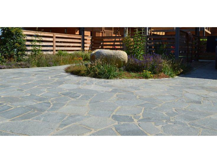 Nepravidelný přírodní kámen na obklad, pochozí dlažbu a pojezdovou dlažbu…